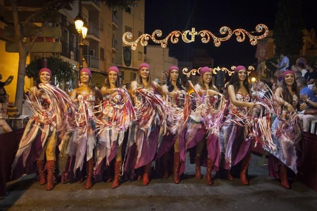 Gran Nit Cristiana festes Paterna 2017