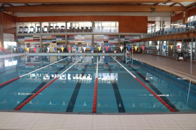Parc Central Torrent piscina