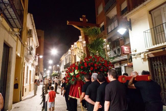 Mislata celebra la festividad del Santísimo Cristo de la Fe