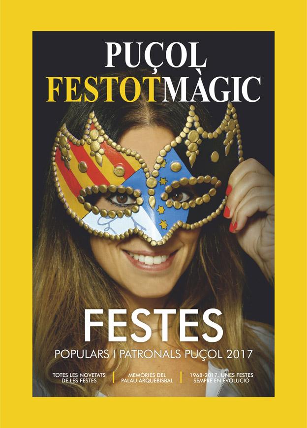 Programa de fiestas de Puçol 2017