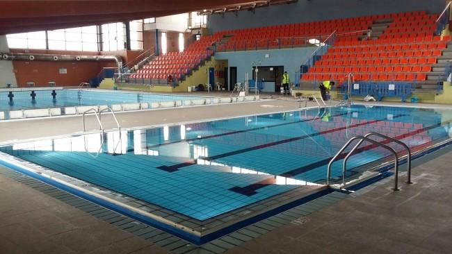 piscina cubierta de Xirivella