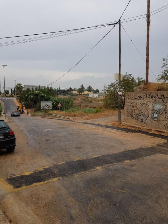 Aigües de l'Horta acaba obras agua potable urbanización Pantano de Torrent