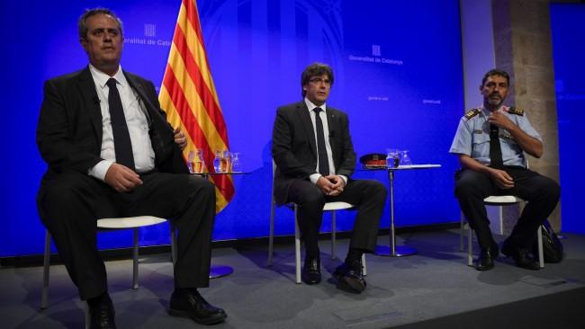 rueda prensa atentado Barcelona