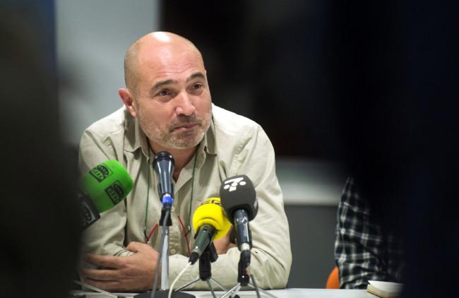 Xavier Rius, diputado Cultura Diputación de Valencia