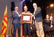 Albal entrega el premio Poble d'Albal al músico Francisco Zacarés