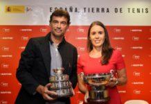 Anabel Medina copa federacion tenis