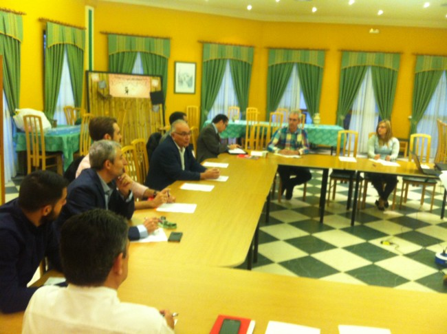 AEMON organiza un desayuno empresarial para conocer la prioridades de inversión y mejoras en los parques industriales de Alfara del Patriarca y Moncada 1 y 2