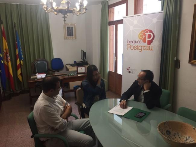 Chulilla apuesta por la administración electrónica en su proyecto de Gestión del Talento