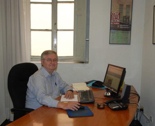 Jose Maria Anchel fundacion COSO