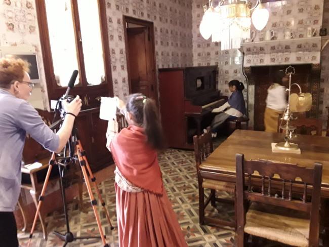 museu comarcal Horta Sud cortometrajes miedo