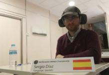 Sergio Díaz Tejedor campeonato memoria
