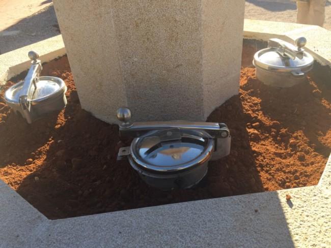 Una parroquia de Picanya habilita un espacio en el cementerio para depositar la cenizas de los difuntos