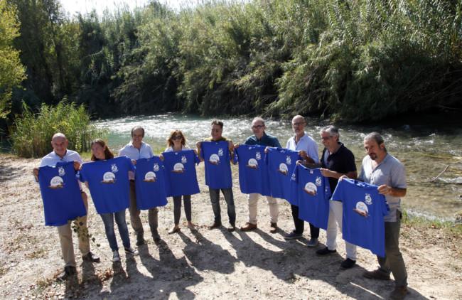 Medio Ambiente y Aguas de Valencia colaboran en recuperar nutrias en el Turia