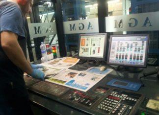 2013: Hortanoticias publica por primera vez en papel por sus 2.000 ediciones