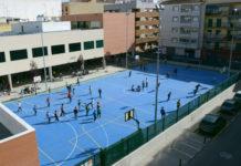 patio colegio Primaria Paiporta
