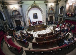 pleno ayuntamiento valencia