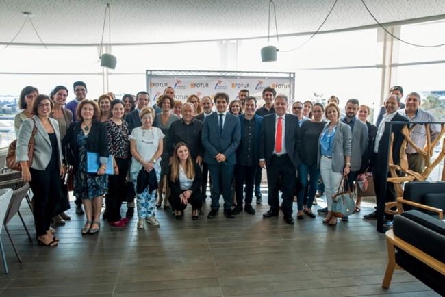 Más de 60 empresarios de salones de eventos y convenciones comparten experiencias en el encuentro profesional de AESAVA