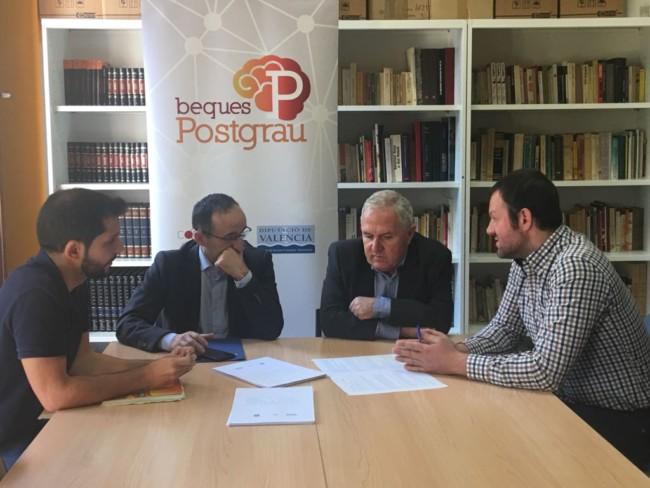 Bocairent aposta per la biomasa en el seu projecte de Gestió i Retenció del Talent de la Diputació de València