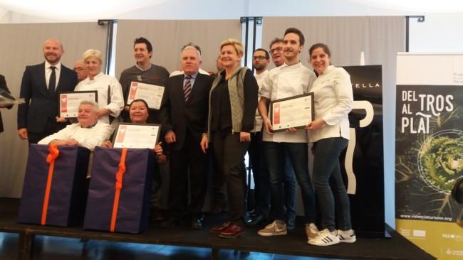 Dos restaurantes de Massamagrell y Puçol, premiados en el X concurso gastronómico 'Caça i Bolets de Bocairent