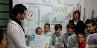 El Ayuntamiento y Aigües de Paterna inician la II edición de la campaña escolar 'Cada gota cuenta'
