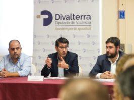 Clausura jornadas Divalterra en Rafelbunyol