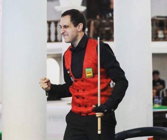 David MartÍnez, actual campeón es España y jugador del CB Montcada