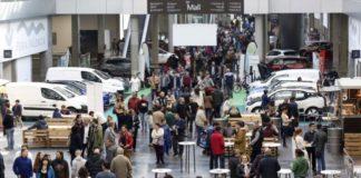 Feria del Automóvil de Valencia. Foto: Alberto Sáiz