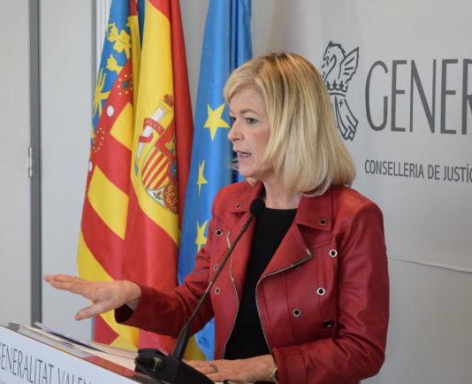 Gabriela Bravo consellera de Justicia