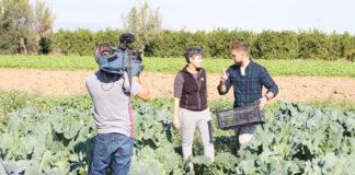 España Directo, de TVE, visita Godella