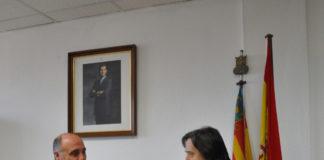 Recuperan un grabado perteneciente a la familia de Vicent Andrés Estellés