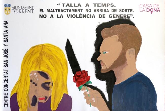 Semana contra la violencia de género de Torrent