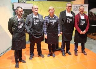Presentació de Del Tros Al Plat, de Diputació de València. Foto: Javier Furió