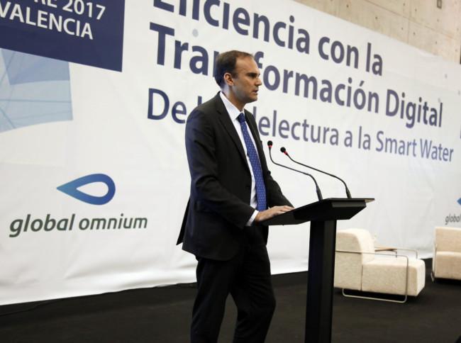 Global Omnium reúne a expertos internacionales para analizar el futuro de la telelectura y la smart Water, en la feria del agua (Efiaqua)