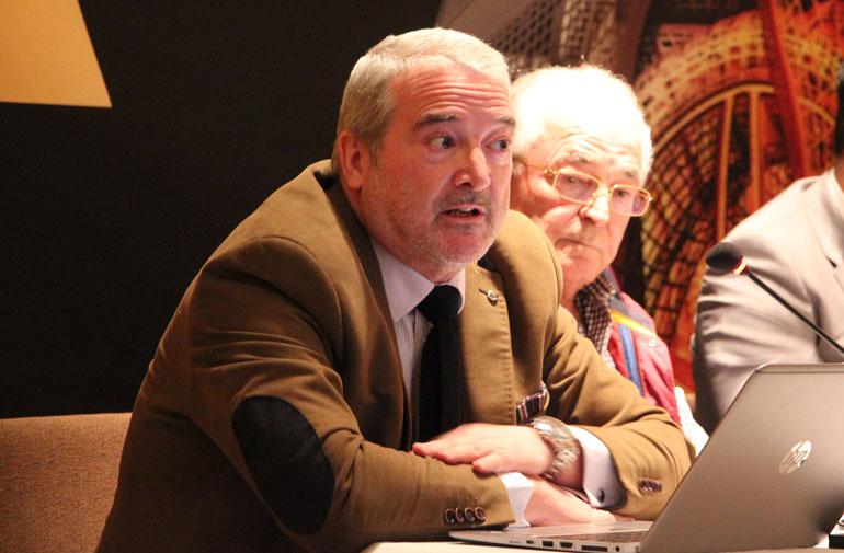 Tomás Herrera, director general de Ganvam