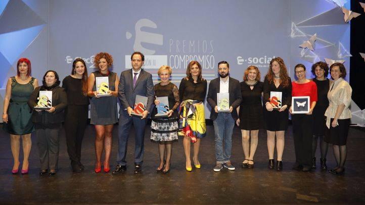 CLECE Premia a la Fundación Nova Feina por su labor con mujeres víctimas de violencia de género