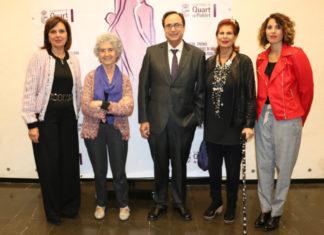 Quart de Poblet entrega a Carmen Alborch y a Lourdes Benería el VIII Premio Isabel de Villena de Igualdad