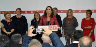 mercedes caballero nueva secretaria general pspv provincia de Valencia