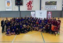 El Club Voleibol Torrentpresenta sus equipospara la temporada 2017-2018