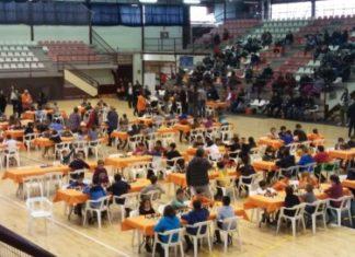 La Escuela del Club de Ajedrez Laboratorio SyS Paterna celebra su torneo de Navidad
