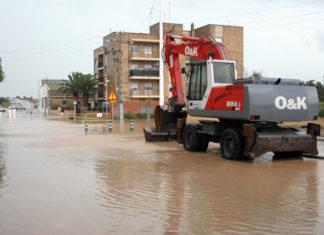 Generalitat convoca la redacción del proyecto para evitar las inundaciones frente al cuartel