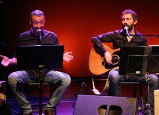 Borja Penalba i Francesc Anyó en l'espectacle 'Granell. De mà en mà'_03
