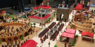 , playmobil, benetússer, Navidad