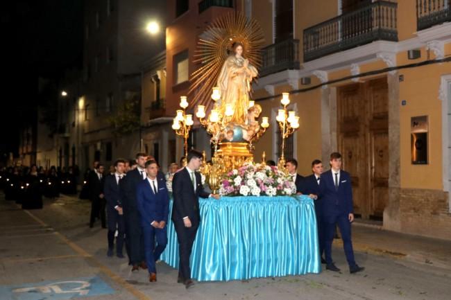 La Navidad llega a Torrent con la festividad de la Inmaculada y la encendida de luces navideñas