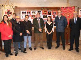 Las hermandades Jesús Nazareno y Descendimiento de la Cruz presentan una exposición para celebrar su 75 aniversario