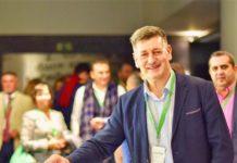 José Enrique Aguar, elegido presidente del partido Contigo Somos Democracia