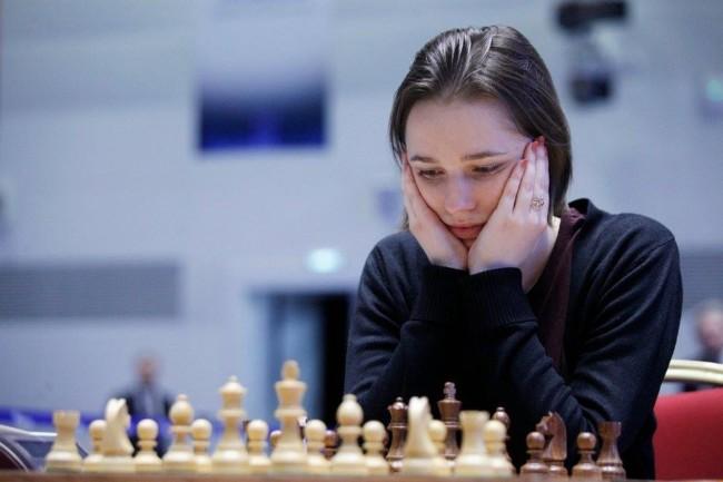 Mariya Muzychuk campeona del mundo ajedrez 2015