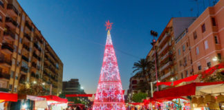 Mercado navideño Mislata