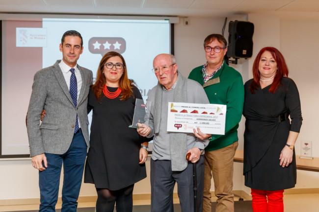 Premios Comercio Local Mislata 2017- Hermanos Salido