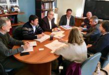 Renfe, Adif y ayuntamiento se reúnen para avanzar en el proyecto de la estacion de Cercanias de Albal