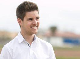 precandidatura Congreso Joves Socialistes Horta Nord Aitor Ramón